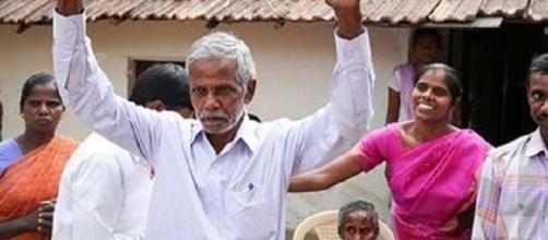 Pastor indiano não desiste de pregar