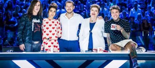 Replica X Factor 2017 ieri 28 settembre