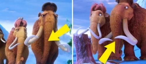 Sete erros dos filmes animados que você provavelmente não percebeu