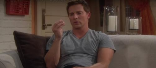 Steve Burton is back on General Hospital. http://bit.ly/jjeromeo.Youtube.com