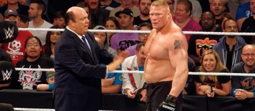 The WWE needs to look past the Brock Lesnar era soon / photo by Miguel Discart via Flickr