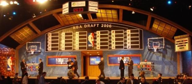 2006 NBA Draft [Image Credit: bikeride/Wikimedia Commons]