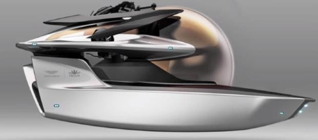 Aston Martin's Project Neptune will cost $4 million [Image via YouTube/ Perfect]