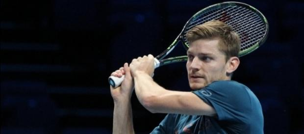Belgian tennis player David Goffin. Image Credit. Marianne Bevis, Flickr -- CC BY-ND 2.0