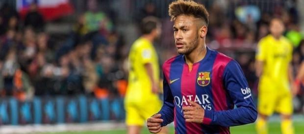 Brazilian football player Neymar, Image Credit: Alex Fau / Flickr