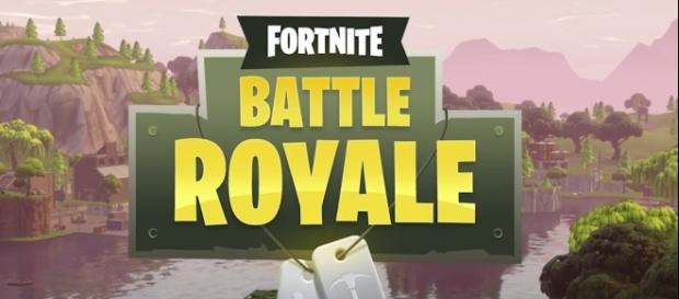 "[Fortnite/ Youtube] A screenshot from a gameplay trailer for ""Fortnite"""