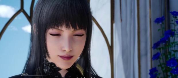 Gentiana from 'Final Fantasy XV.' (Image Credit: YouTube/CB Zero)