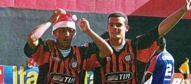 Ilan fez sucesso no Atlético-PR em 2001