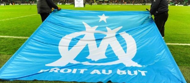 OM: Logo du club phocéen - OM.