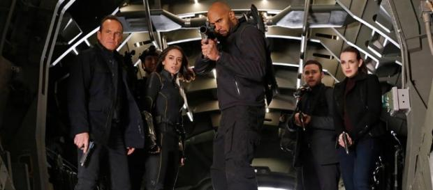 The cast of 'Agents of SHIELD' will be back for season 5 on ABC. (Image Credit: AgentsofShield/Facebook)