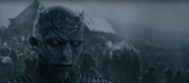 The Night King from 'Game of Thrones'/ Photo: screenshot via Alexandru Mortimer channel on YouTube
