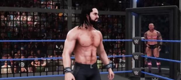 WWE 2K18 Gameplay Demo - (Image Credit: EspacioNinjaX/Youtube)