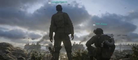 Call Of Duty: WW2 Beta Raises Level Cap   NukemDukem/YouTube