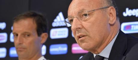 """Marotta difende Allegri: """"Subisce critiche eccessive"""" - Serie A ... - eurosport.com"""