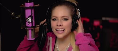 Avril Lavigne is busy at work to complete her sixth studio record. (YouTube/AvrilLavigneVEVO)