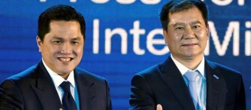 Calciomercato Inter governo cinese - gazzetta.it