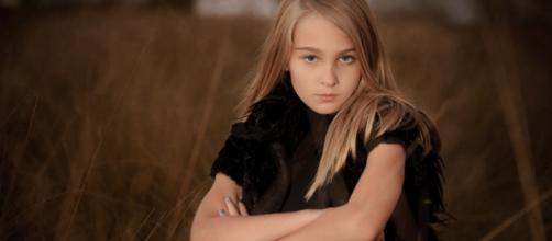 Child Model Wendy Valderrama via Flickr