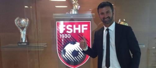 Christian Panucci, esordio vincente del nuovo CT dell'Albania