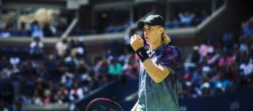 Denis Shapovalov incredible run at US Open continues (Via Twitter-Denis Shapovalov)