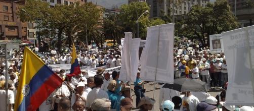 El 50.2% de los colombianos dijo 'no' al acuerdo de paz con las FARC.