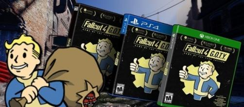 'Fallout 4' GOTY Edition for Nintendo Switch leaked (MrMattyPlays/YouTube Screenshot)