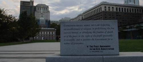 Freedom of speech https://commons.wikimedia.org/wiki/File:Independence_Park_(6315721106).jpg