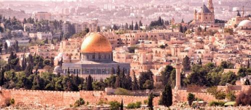 Jerusalem, The Dormition Church, Omar Mosque - CCo Public Domain Max Pixel