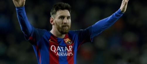 Lionel Messi quitte le FC Barcelone