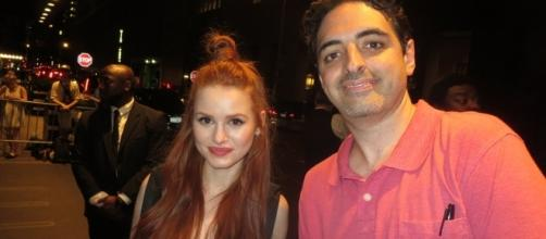 Madelaine Petsch Greg2600 via Flickr