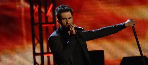 Maroon 5 frontman / Photo via Donna Lou Morgan, Wikimedia