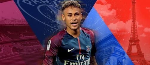 Officiel : Neymar signe 5 ans au PSG ! - Ligue 1 2017-2018 ... - eurosport.fr