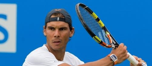 Rafael Nadal will go up against Alexandr Dolgopolov in the fourth round -- David Iliff via WikiCommons