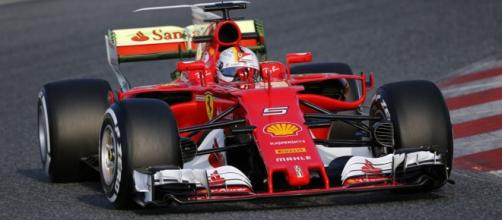 Test Formula 1 Barcellona: prima giornata a Mercedes e Ferrari ... - corrieredellosport.it