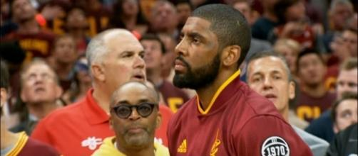 The Cavaliers are looking for another trade after sending Kyrie Irving to the Celtics -- NBA via YouTube