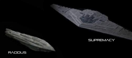 The new battleships in 'The Last Jedi.' - YouTube/Spacedock