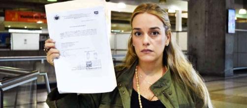 Tintori denuncia que el gobierno le prohibió salir de Venezuela - semana.com