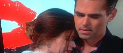 Victoria and Billy. Screen shot. Cheryl E Preston.