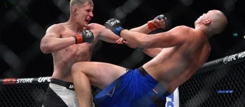 Volkov lleva 3 victorias en 3 peleas en el octágono. MMAJunkie.com.
