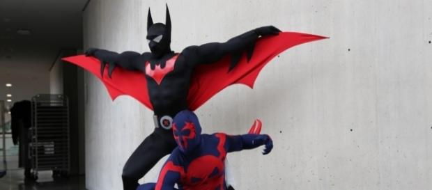 Batman Beyond / Photo via Richie S, Wikimedia