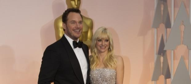 Chris Pratt and Anna Faris Disney ABC Television via Flickr