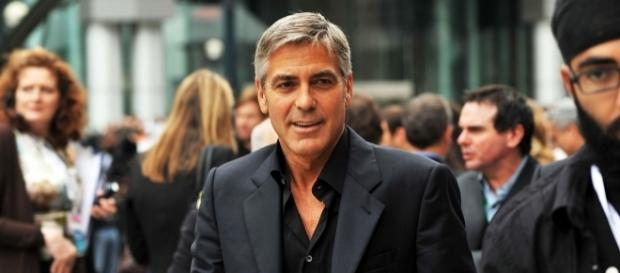 George Clooney- (Wikimedia Commons/Michael Vlasaty)
