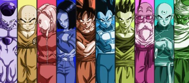 Imagen de la serie Dragon Ball Super
