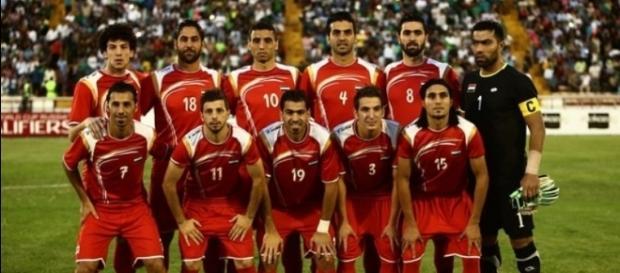 La Nazionale di calcio siriana mai così avanti nelle qualificazioni mondiali
