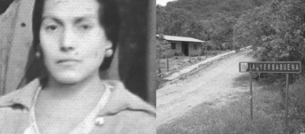 Magdalena Solis wütete im kleinen Dorf Yerba Buena