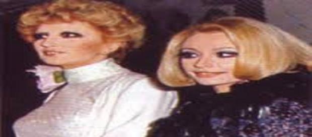 Mina e Raffaella Carrà: le stelle del sabato sera: speciale di Techetechetè su Rai 1