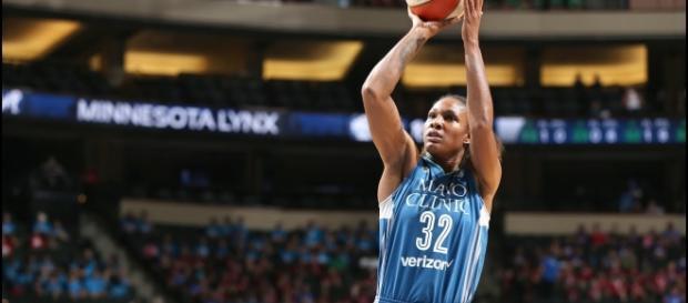 Minnesota closes out their WNBA regular season on Sunday when they host the Mystics. [Image via WNBA/YouTube]