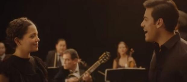 Natalia Lafourcade y Carlos Rivera presentan Mexicana hermosa - planoinformativo.com
