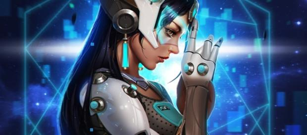 'Overwatch' Symmetra is plagued with a serious bug!(OverwatchMoments/YouTube Screenshot)
