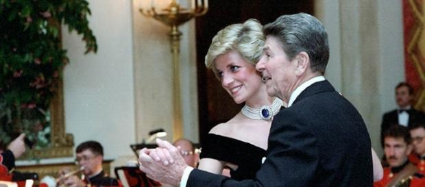 Princess Diana's fashion sense - https://upload.wikimedia.org/wikipedia/commons/6/68/Ronald_Reagan_and_Princess_Diana_C31894-12.jpg