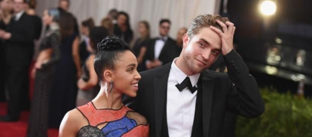 Robert Pattinson, FKA Twigs - YouTube screenshot | Paparazzi/https://www.youtube.com/watch?v=CGMAKQVgnj4